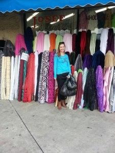 In LA garment district Jan2013