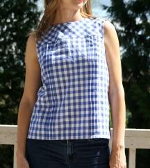 Sleeveless Mathilde blouse1