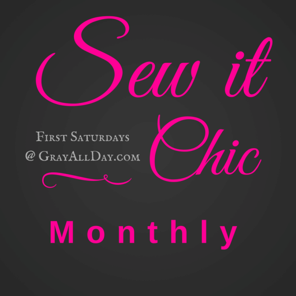 Sew it Chic first saturdays