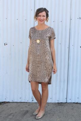 Named patterns dress